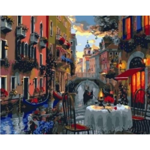 Вечерна Венеция