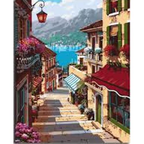 Улица към морето
