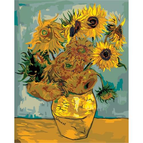 Слънчогледите-Ван Гог
