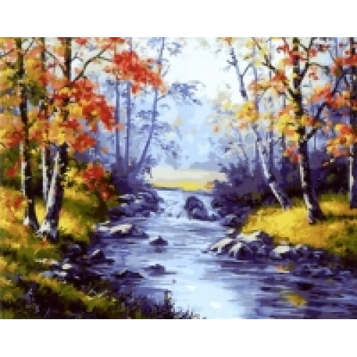 Есенна река