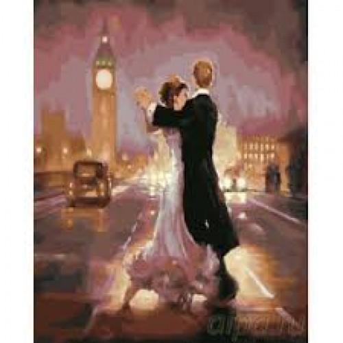 Танцуваща двойка-Марк Спейн