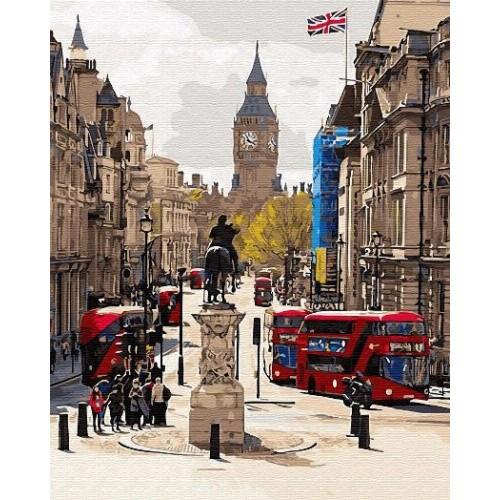 Лондонски пейзаж