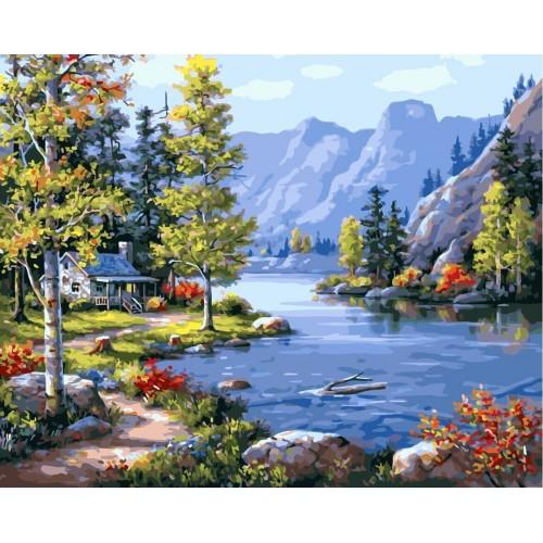 Дом в гората, Сунг Ким