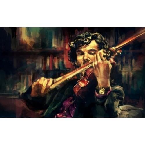 Цигулката на Шерлок Холмс