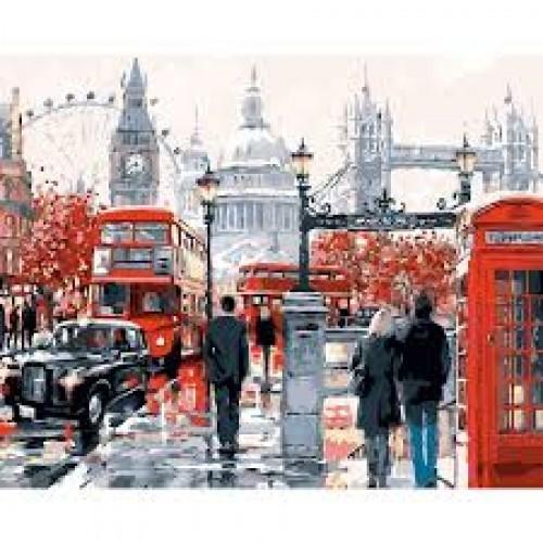 Лондон- Ричард Макнийл