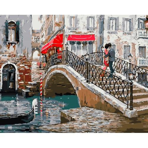 Влюбени.Мост във Венеция, Ричард Макнийл