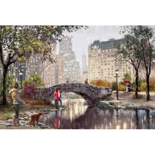 Централен парк в Ню Йорк-Ричард Макнейл