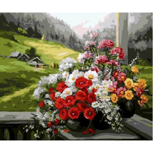 Цветя и природа-Анка Булгару