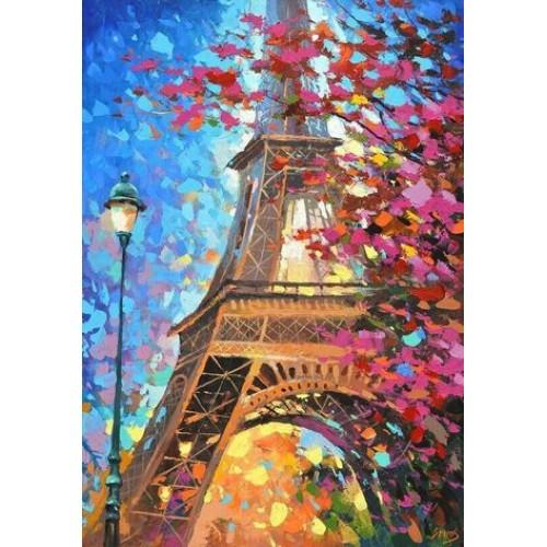 Пролет в Париж